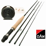 Нахлыстовый набор DAM Forrester Fly Allround Fly Fishing Kit