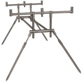 Род под для 3 удилищ MAD Compact Stainless Steel Rod Pod