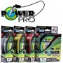 Плетеный шнур POWER PRO 135m (Moss Green) Диаметр - 0,19 мм. Нагрузка - 13 кг.