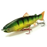 Воблер Lucky Craft Real California 110SPM-280 Aurora Green Perch
