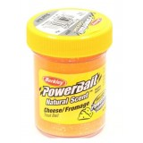 Форелевая паста Berkley Natural Scent Trout Bait Cheese Fluo Orange (1376755)