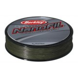 Шнур Berkley Nanofil Lo-Vis Green 125 м / 0,22