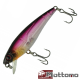 Воблер Mottomo Bang Minnow 65SP 6,3 гр. Ghost Wakasagi