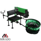 Кресло Mikado Method Feeder CLR IS15-TB047