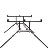 Род под для 4 удилищ MAD Alu Twin Back Bone Rod Pod