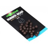 Бусина резиновая Korda Safe Zone Rubber Bead 5мм Brown K5RBB