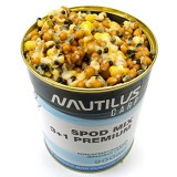 Зерновая смесь Nautilus Spod Mix 3+1 Premium 900ml (конопля, кукуруза, сафлор, пшеница)