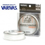 Плетеный шнур Varivas Area Super Trout Master Limited Premium PE 75 м 0.2 white (0,074 мм.)